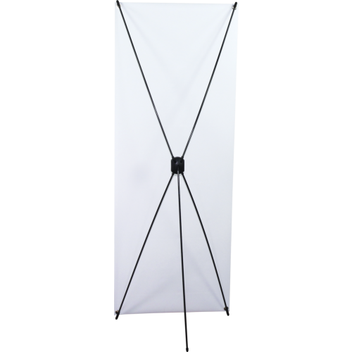X-TEND 3 Spring Back Banner Stand